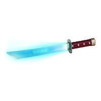 Игрушечное оружие серии ЧЕРЕПАШКИ-НИНДЗЯ - Электронный меч Леонардо (свет, звук)