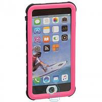 Чехол Водонепроницаемый Apple iPhone 7, 8 розовый
