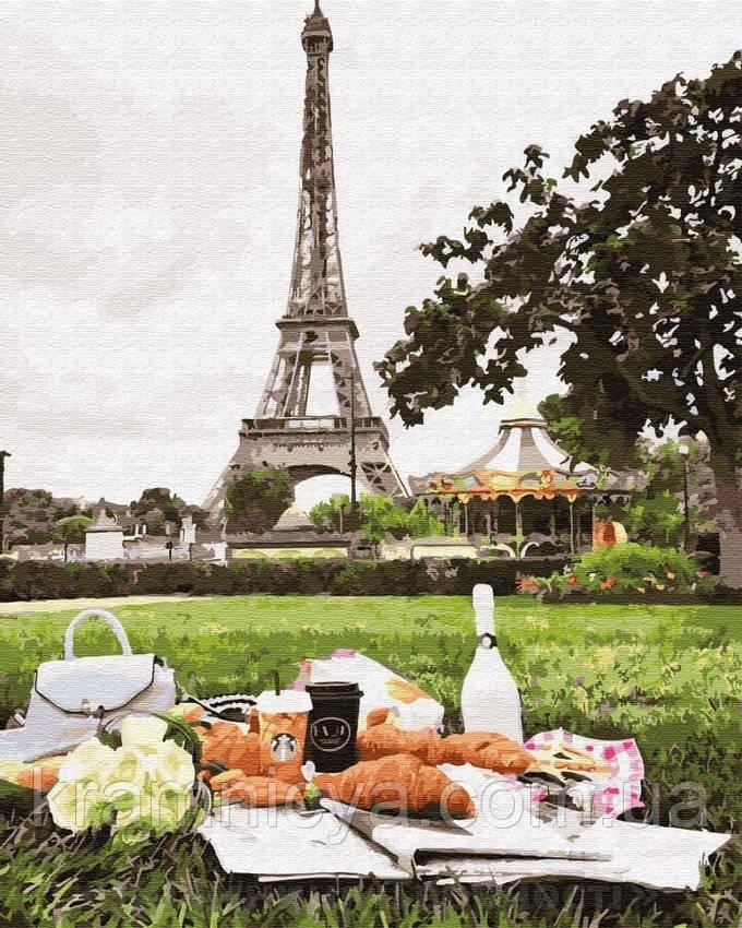 Картина по номерам Brushme 40х50 Пикник в Париже (GX29842)