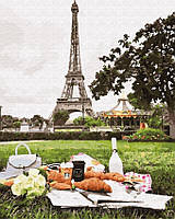 Картина по номерам Brushme 40х50 Пикник в Париже (GX29842), фото 1