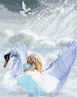 Картина по номерам Brushme 40х50 Крилатые мечты (GX28536), фото 1