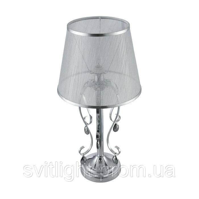 Настольная лампа FR2020-TL-01-CH Freya. Настольная лампа серии Simone выполнена в классическом стиле