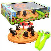 Настольная игра Fun Game логическая игра-стучалка «Bada Boom» (звук, свет), 24х26х9 см, 69990