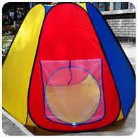 Палатка детская игровая «Пирамида», фото 4