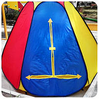 Палатка детская игровая «Пирамида», фото 5