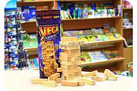 Настольная игра Vega ( Вега ). Украинская версия игры Башня Дженга ( Jenga ), фото 1