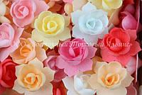 Вафельные цветы «Нарциссы махровые микс» 70 шт