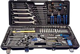 """Набор инструмента 1/4"""" и 1/2"""" 6 гр. 167 предметов LICOTA (ALK-8023F)"""
