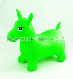 Прыгуны-лошадки для детей - салатовый Салатовый