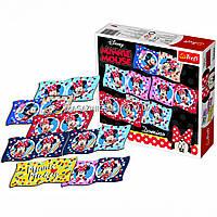 Настольная игра детское Trefl Минни Маус, Disney Minnie (01600)