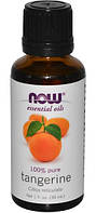 Ефірна олійка мандарина,Эфирное масло мандарина,Now Foods, 30мл