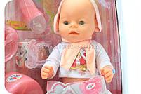 Пупс BABY BORN с аксессуарами и одеждой (8 функций) BL010B-S, фото 3