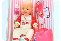 Пупс BABY BORN с аксессуарами и одеждой (9 функций) BB 8001-2-S, фото 2