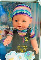 Пупс BABY BORN с аксессуарами и одеждой BL013B-S (8 функций), фото 3