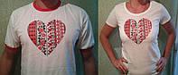Печать и вышивка на футболках на заказ, фото 1