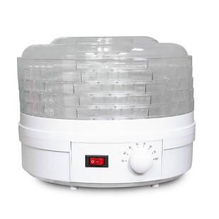 Сушилка для овощей и фруктов Supretto с терморегулятором (A012)