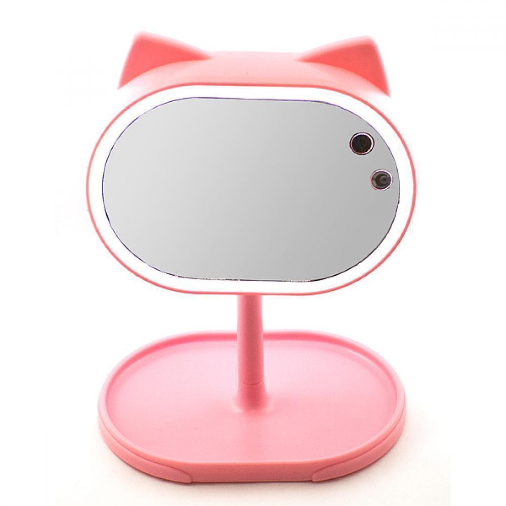 Зеркало Led mirror с подсветкой для макияжа FOX