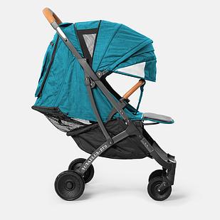 Детская прогулочная коляска Yoya Plus Pro Бирюзовая (1081114416)