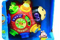 Розвиваюча іграшка «Чарівна скринька» Божа корівка 0957, фото 3