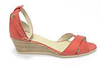 Босоножки женские кожаные / Women's sandals leather