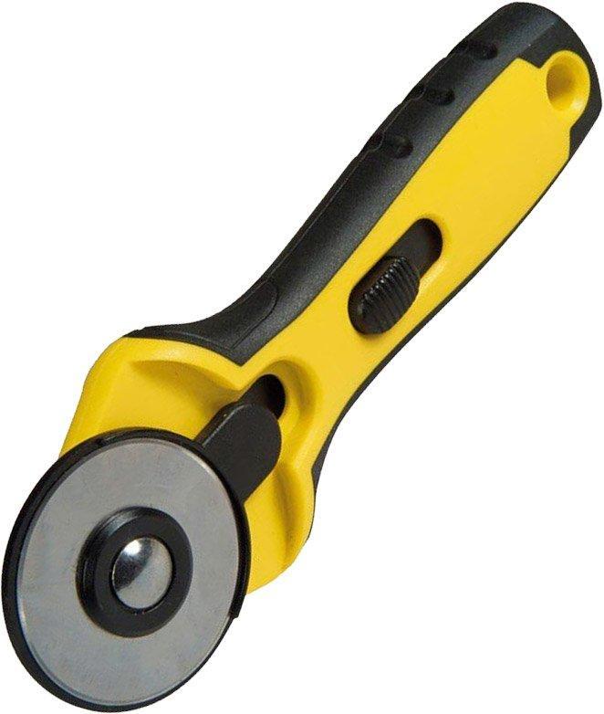Нож закройщика Stanley, диаметр ножа 45 мм, длина 175 мм (STHT0-10194)