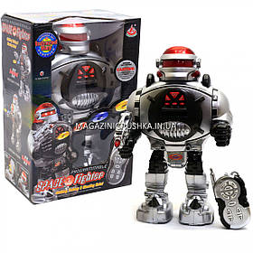 Робот «Воин Галактики» 28083 со световыми эффектами на радиоуправлении
