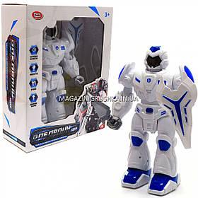 Робот «Робовоин-страж» Play Smart (звук, свет, движение, фразы на английском) 9891