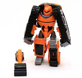 Робот тобот трансформер мини Рокки арт.888
