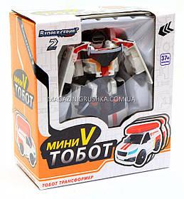 Робот тобот трансформер миниV арт.888
