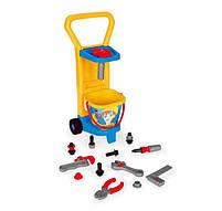 Ролевой набор фирмы Wader - «Маленький механик», фото 2