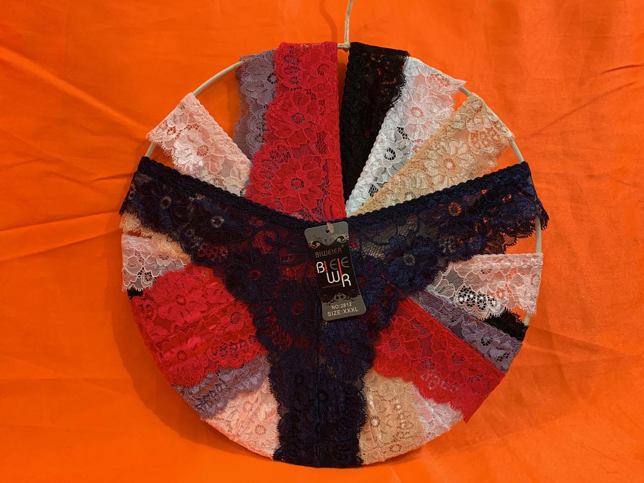 Бразильяно гипюр размер 46-50, один цвет в упаковке