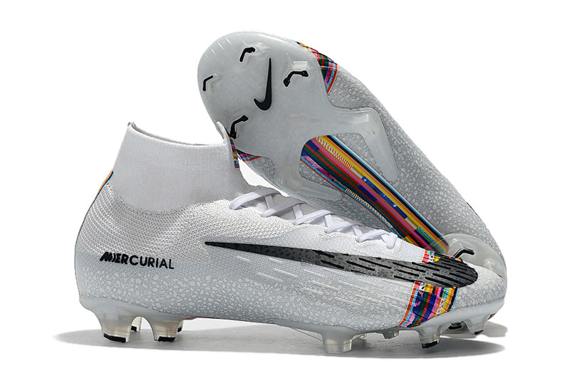 Футбольные бутсы Nike Mercurial Superfly VI Elite FG