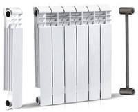 Радиатор биметалл Diva 10 секций 500/96