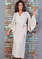 Платье-кардиган k-57464