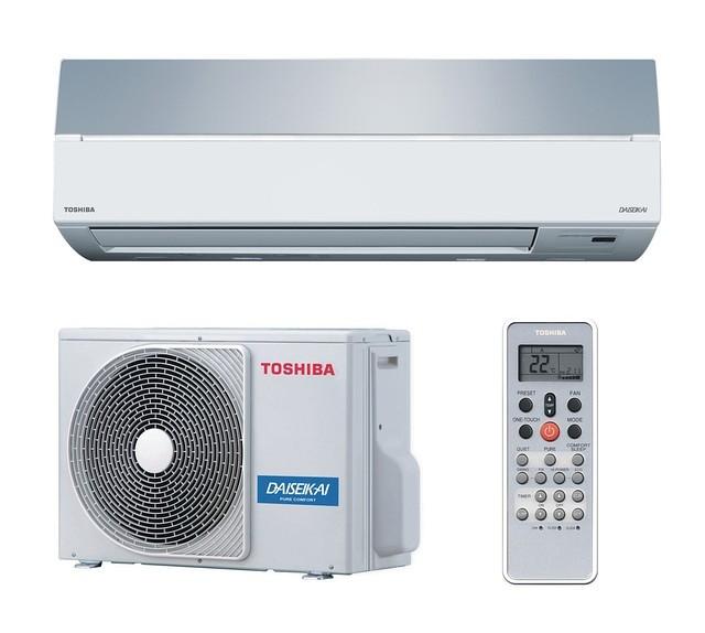 Инверторный кондиционер Toshiba RAS-16SKVR-E/RAS-16SAVR-E