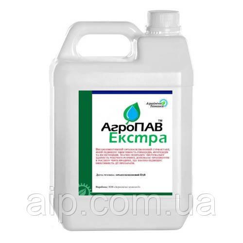 Прилипатель АгроПАВ Экстра, органосиликоновый (5л)