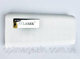 Power bank белый Повербанк Atlanfa AT-D2032