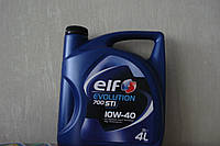 Моторное масло полусинтетика ELF Evol 700 STI10W-40