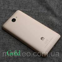 Задняя крышка Huawei Y7 (2017)   Nova Lite Plus   TRT- L21 золотистая оригинал