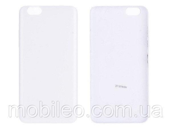 Задняя крышка Lenovo A2020 Vibe C белая