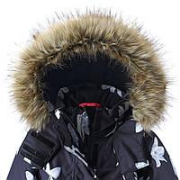 Куртка Reima Muhvi Black, р. 104 521608 ТМ: REIMA