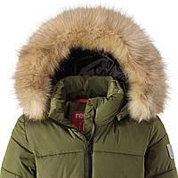Куртка Reima Lunta Green, р. 122 531416 ТМ: REIMA