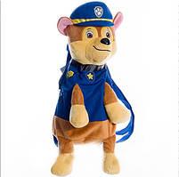 Рюкзак-игрушка Щенячий патруль - Чейз SWDP004, фото 2