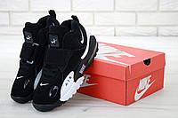 Мужские кроссовки Найк Air Max Speed Turf черные
