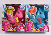 Пони-пегасы 2014-1 цвет розовый