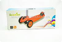 Самокат трехколёсный «Scooter» (Разноцветные колеса колеса) SC16004, фото 5