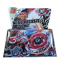 Волчек BEYBLADE Горячий Металл BB121A Wing Pegasis 90WF