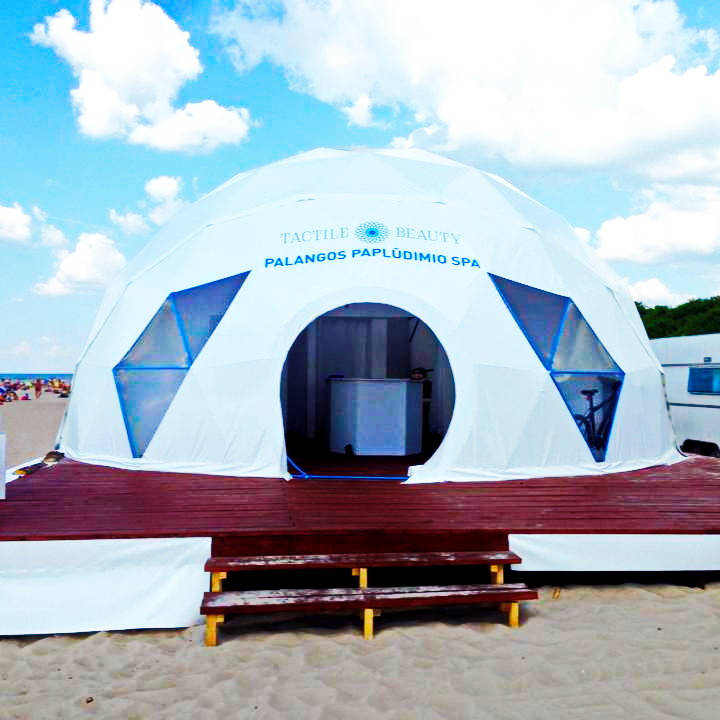 "SPA DOME ""Tactile Beauty"""