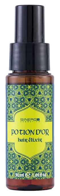 Ампула-эликсир с аргановым маслом Sinergy Potion D'or 1*50 мл