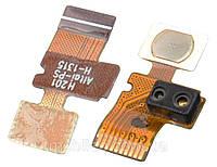 Шлейф для Lenovo A820 с кнопкой включения и датчиком приближения